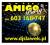 amigoparty_baner bok kolor